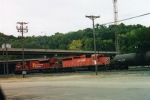 CP Westbound